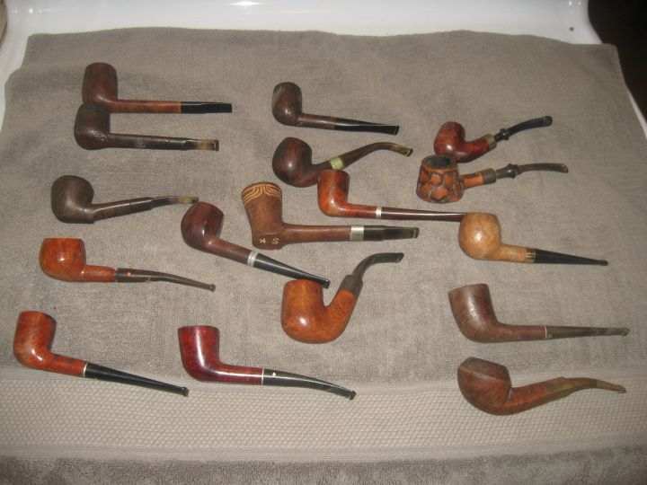 Estate Pipe Lot