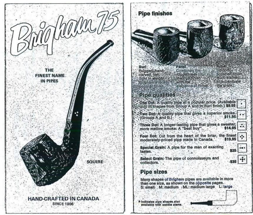 Brigham Dots 1975